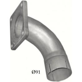 Rura kolektorowa MAN F2000 18/19 T 13/94- 4X2 F, 68.26 A, 81.15204.5750