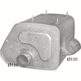 Tłumik MAN seria F2000, 68.44 A, 81151010283