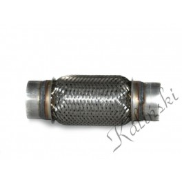 Złącze elastyczne , plecionka 40 x 100 mm