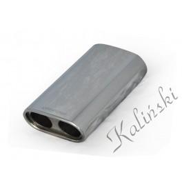 Końcówki ozdobne układu wydechowego / SPARK 148x75 /HRLSB8