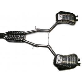 Tłumik / Audi A8 D3 4.2FSi Quattro