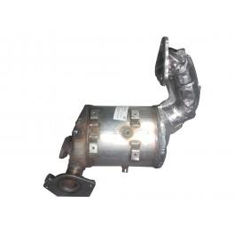Filtr cząstek stałych DPF NISSAN Qashqai / RENAULT Captur - 1.6 DCI - 208A0087R 2090000Q1E