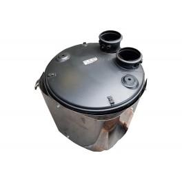 Katalizator Euro 5 , 5 - czujników , Dinex 21441 , 1669321 , 1685172