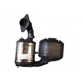 Filtr cząstek stałych TOYOTA Auris Avensis Verso Rav 4 - 1.6-2.0 D-4D - 25051-YV030