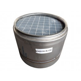 Filtr cząstek stałych DPF MERCEDES Actros Euro 6 - A0024905692 A0024908292