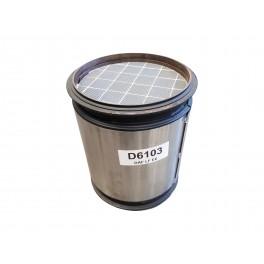 Filtr cząstek stałych DPF DAF CF LF Euro 6 - 1997433 1961522R