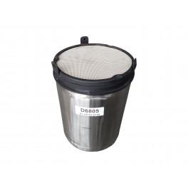 Filtr cząstek stałych DPF Euro 6 MAN TGL TGM - 81.15103.0148 81151030148